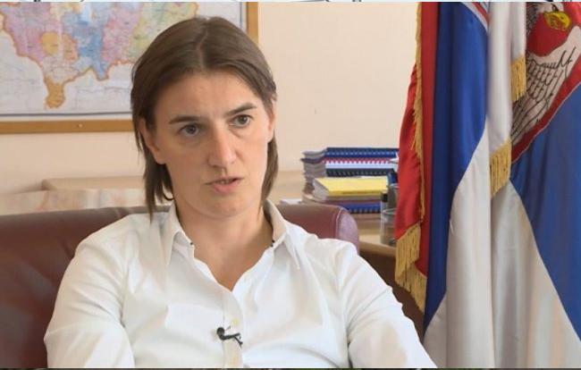 Image result for ana barbariq ,kryeministrja e serbise